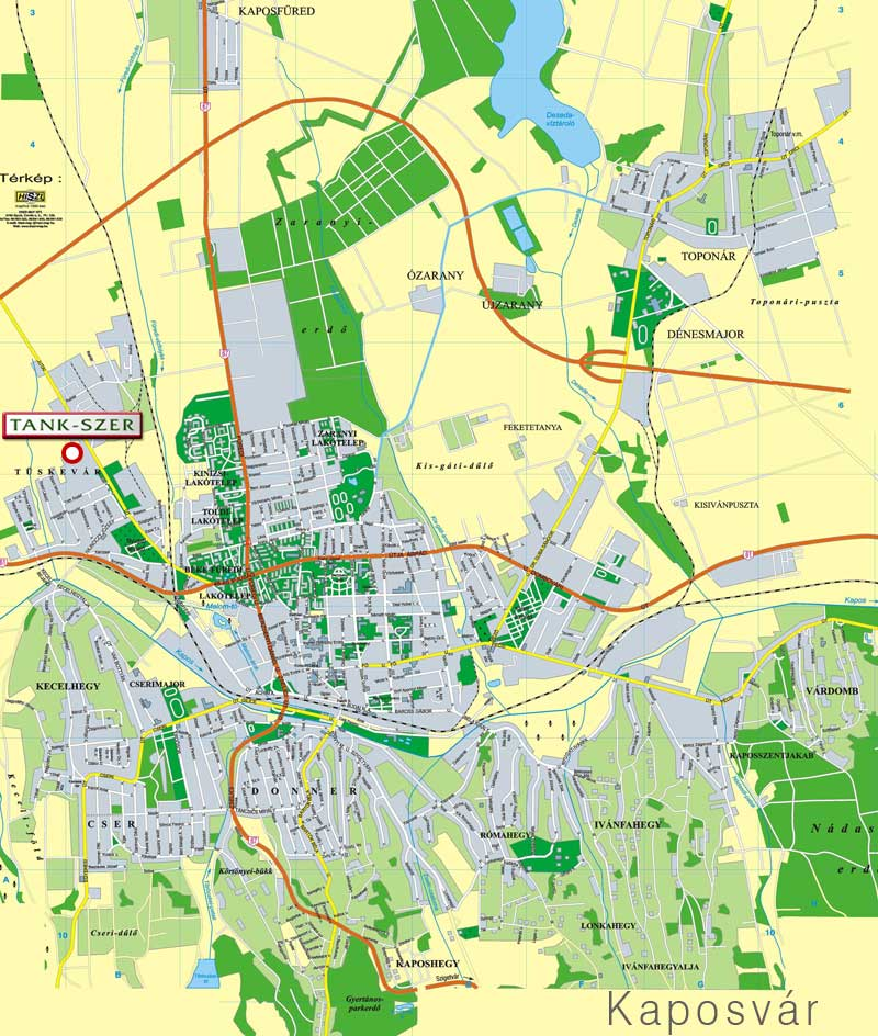 térkép kaposvár Untitled Document térkép kaposvár